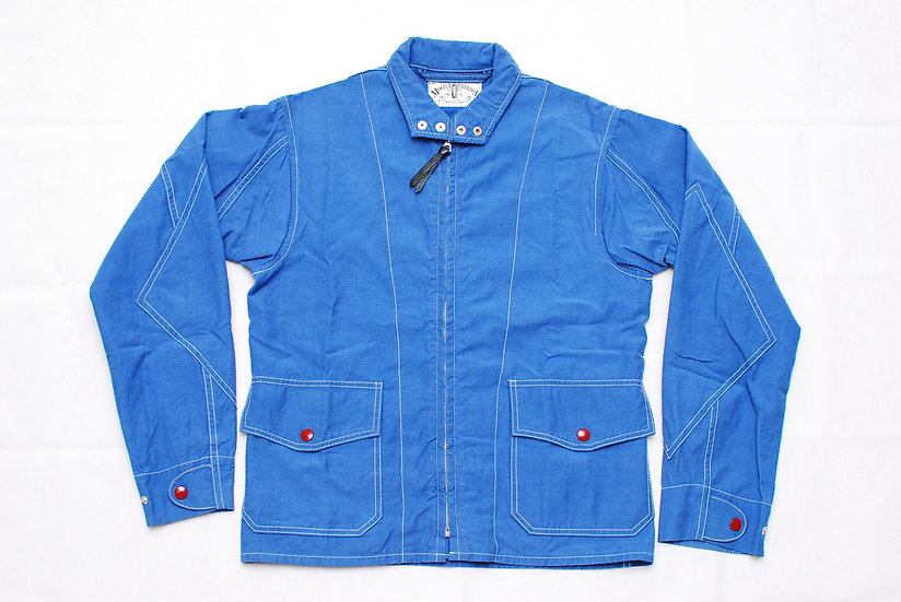Mister Freedom Breezer Jacket Blue 36