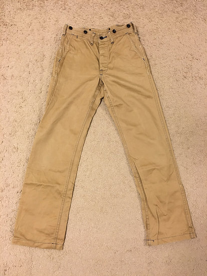 Mister Freedom Chino Rider Trousers Pants W30