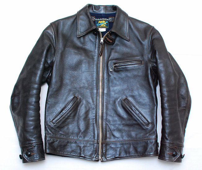 Carifornia MFG Horsehide Leather Sports Jacket 38