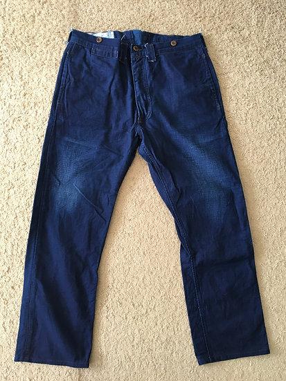 Mister Freedom pantalon peau de diable pant trouser w34 44