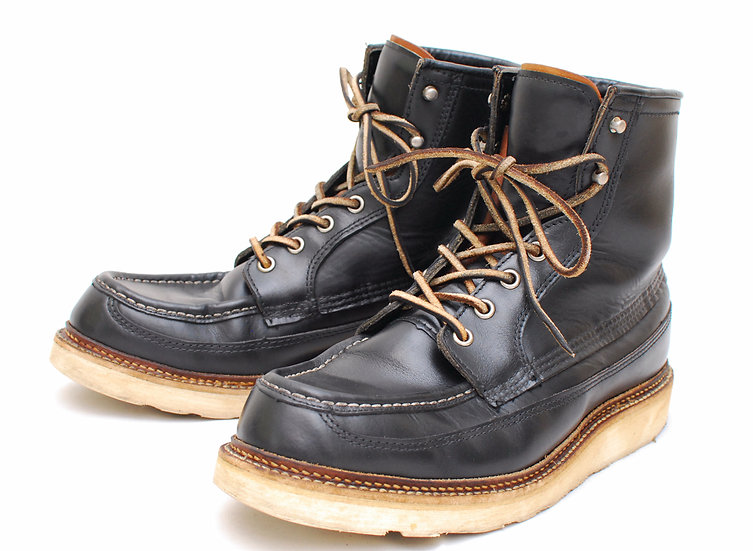 Red Wing Irish Setter 1952 50th Anniversary Black Brown Core Horween Leather 9E