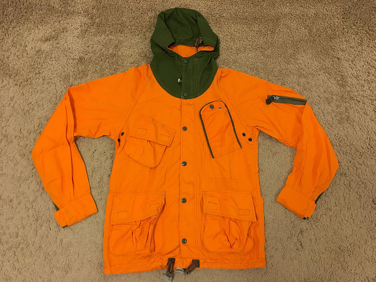 Mister Freedom Skipper Jacket Orange 38