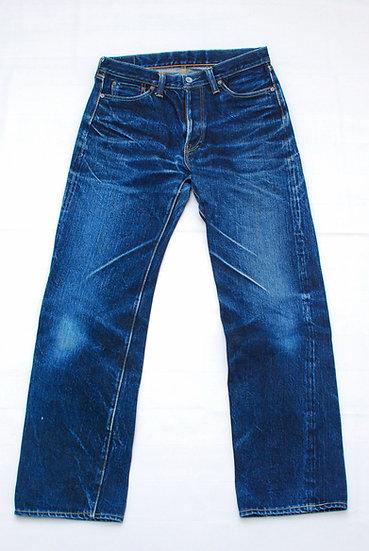 The Flat Head 2015 20 oz Heavy Weight Denim Jeans w33