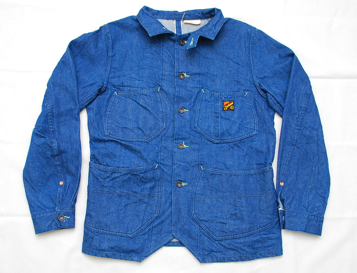 Mister Freedom Conductor Jacket 38