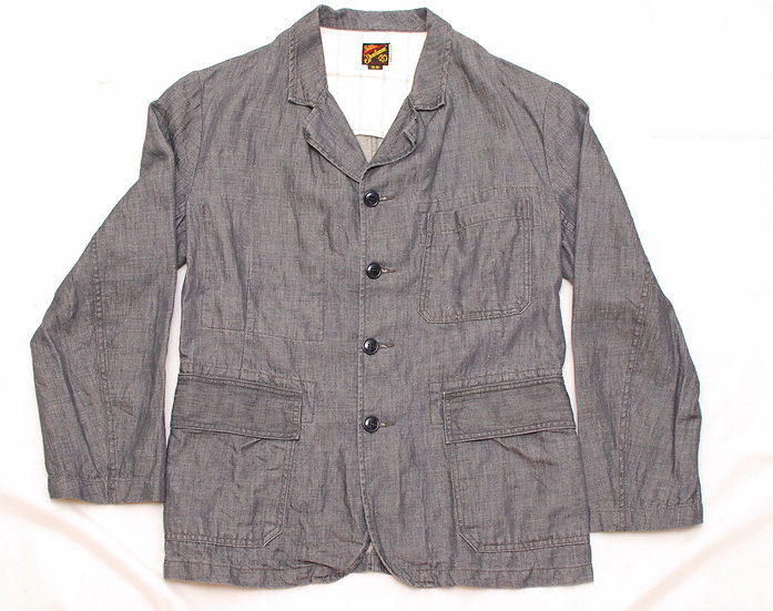Mister Freedom Continental Sports Coat Gray 38