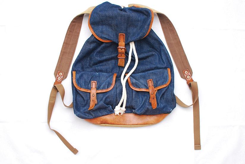 Warehouse & Co, Denim Back Pack