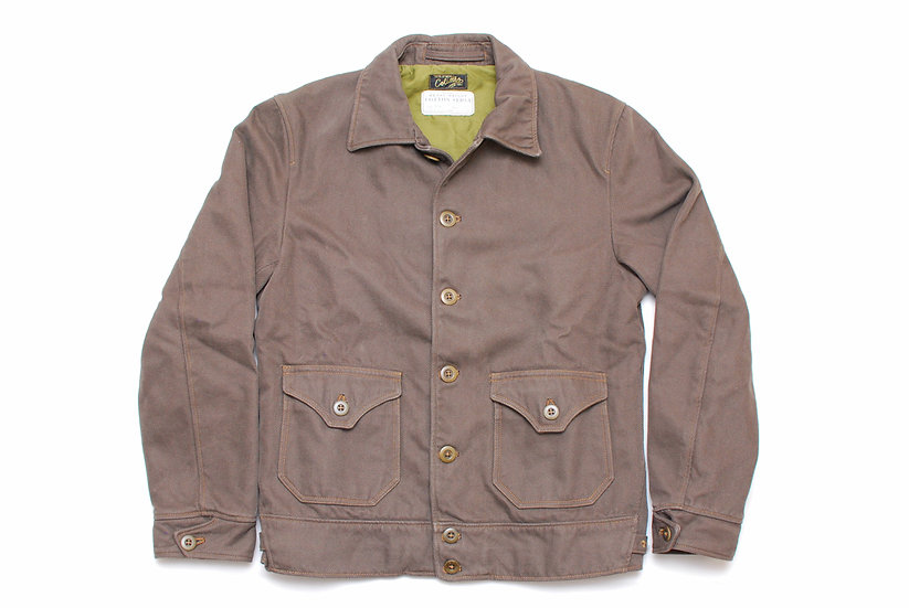 COLIMBO Pathfinder Cotton Jacket 36