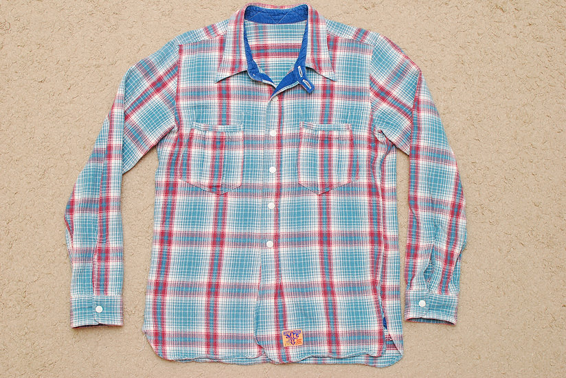 MISTER FREEDOM Ranch Hand Shirt 13 1/2 Women Boys Size
