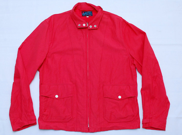 Mister Freedom Breezer Jacket Red L