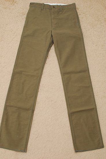 NEW!! Mister Freedom Sateen Chinos OG W32 L38