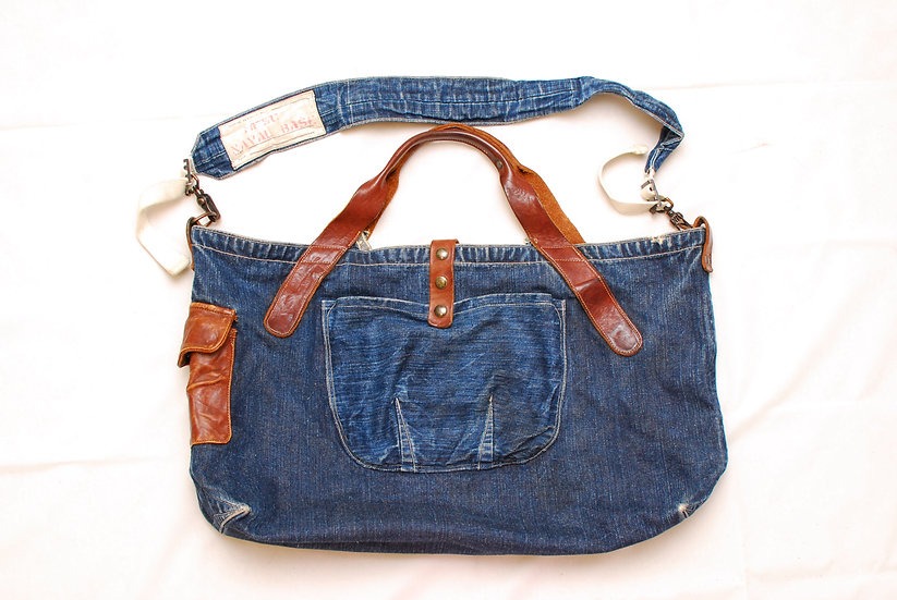 Mister Freedom Denim Seaman Bag No1108c