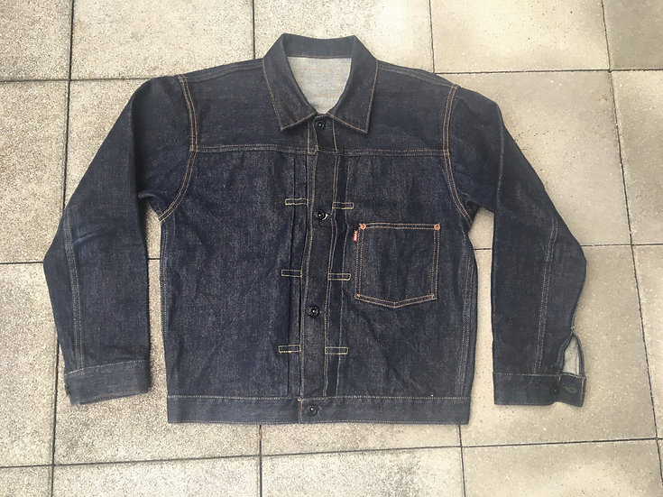 CUSHMAN WW2 1st model Denim Jacket 38