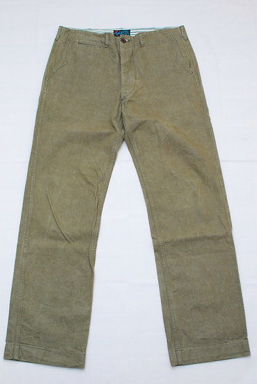 Mister Freedom Naval Chinos SAN PABLO Pants Trousers w36