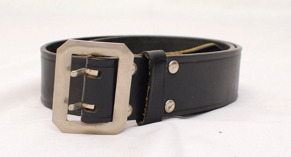 The Real Mccoys Buco Cowhide Leather Belt w36