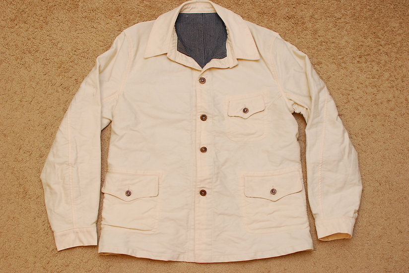 Mister Freedom Le Paletot Diable Jacket 102 Medium