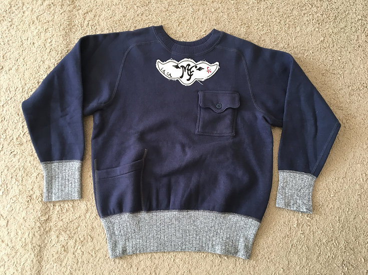 Mister Freedom Mechanic Sweatshirt S