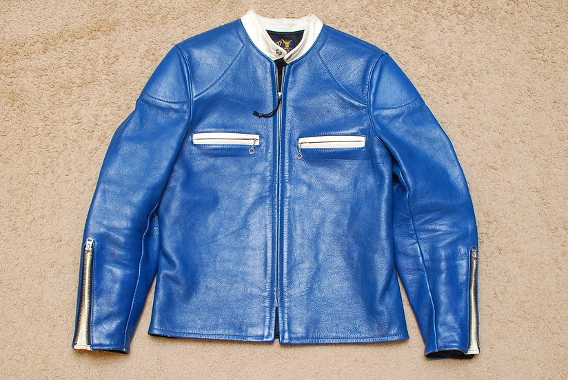 RARE!! 2000 Year Model THE REAL McCOYS J-100 J100 BUCO Leather Jacket