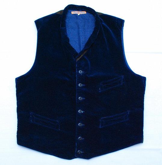 Mister Freedom El Americano Waistcoat Corduroy Vest 40