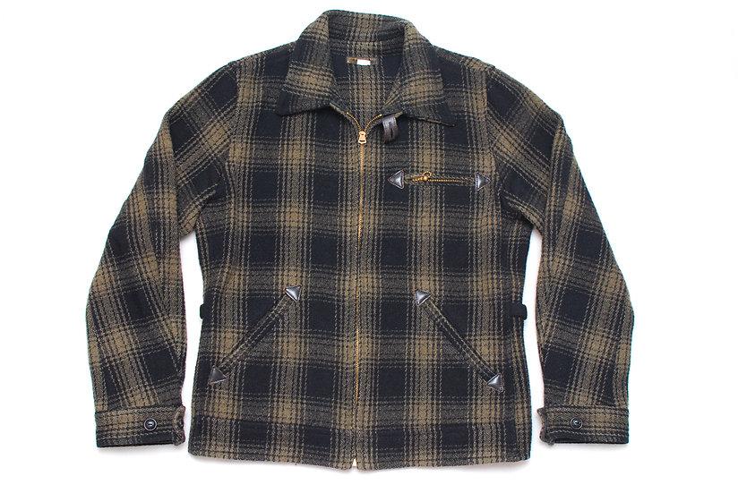 1930s Vintage REPRO West Ride Wool Jacket 40