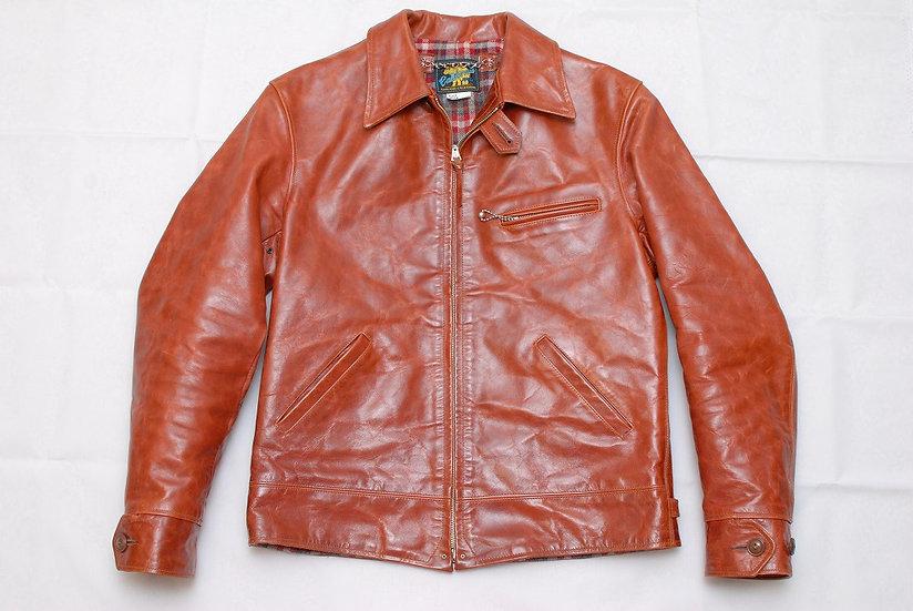 Colimbo Carifornia MFG Horsehide Leather Sports Jacket 40