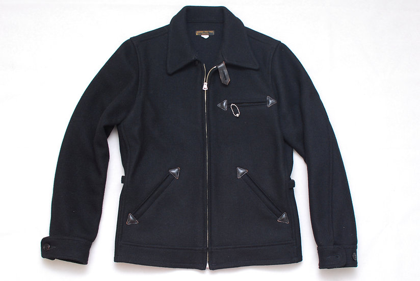 1930s REPRO West Ride Sport Wool Jacket 38