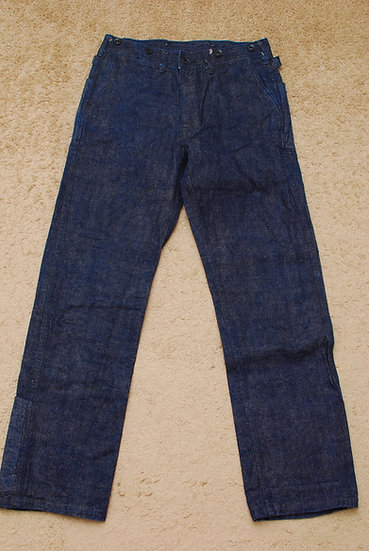 Mister Freedom Riders Dungarees w32 denim pants