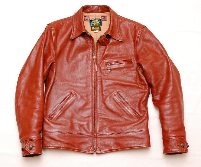 Carifornia MFG Horsehide Leather Sports Jacket 40