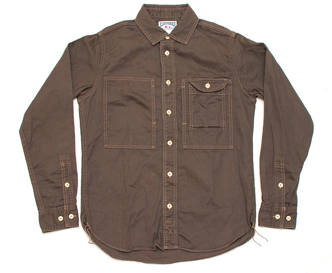 Colimbo Kanvasbak Gufo-doo Garment Co. M Medium