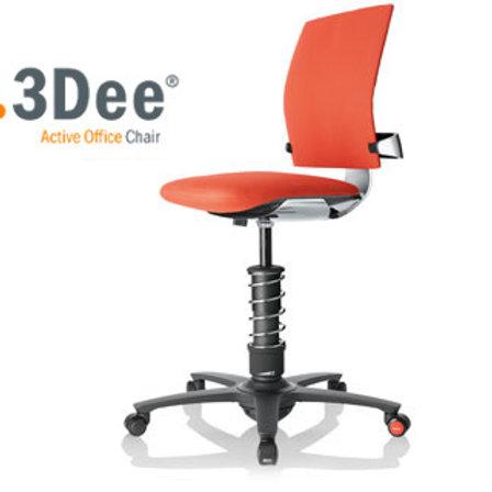3Dee Ergonomisk smartaste kontorsstolen