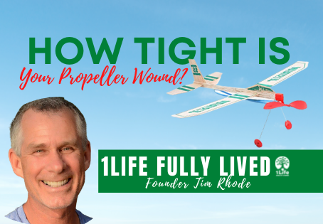 How Tight is Your Propeller Wound?