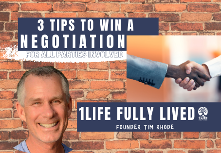 3 Tips to Win a Negotiation for All Parties Involved