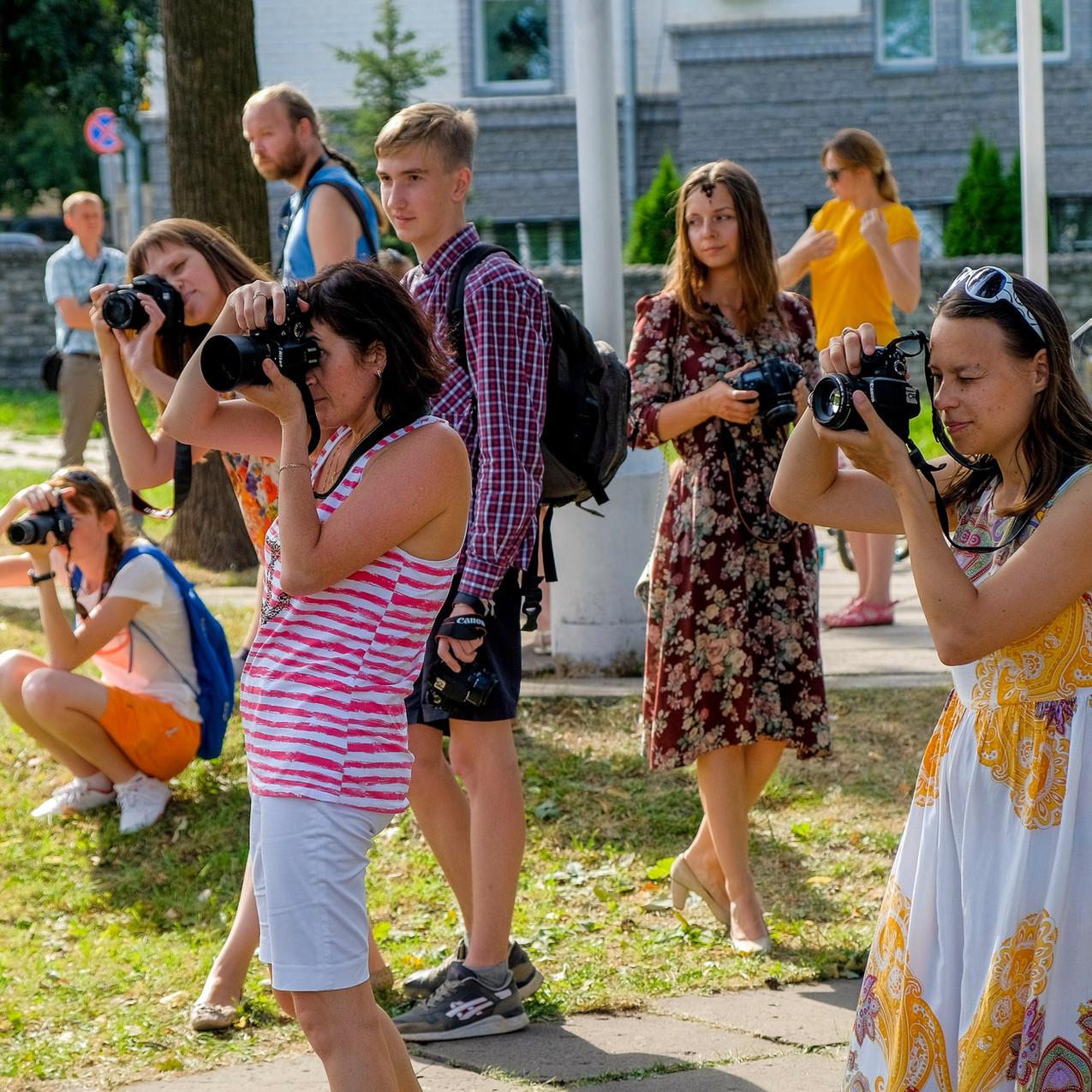 обучение фотографии в фотошколе