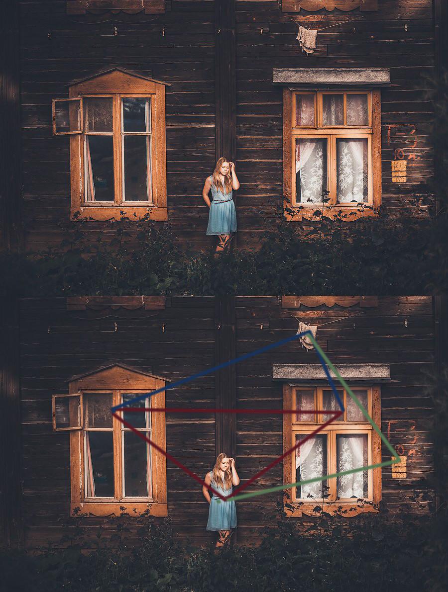 правила композиции в фотогарфии