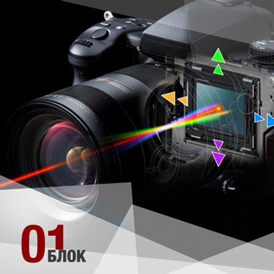 Фотоаппарат на 100%