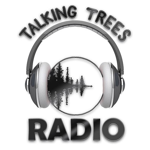 Talking Trees Radio Logo Earthship Community Earthshp'Inn Contributionism North Frontenac Ontario Canada One Small Town