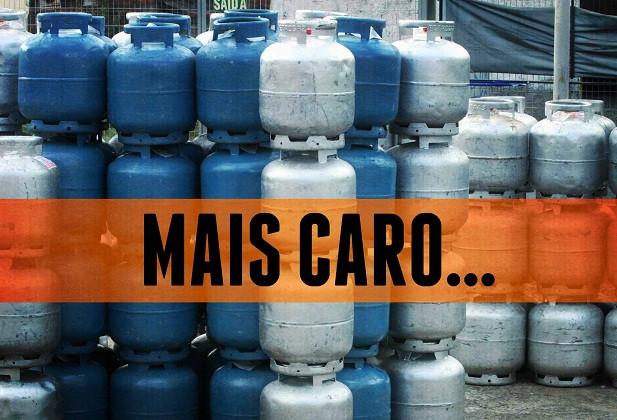 Resultado de imagem para Preço do botijão de gás aumenta quase 30% em um ano em São José dos Campos