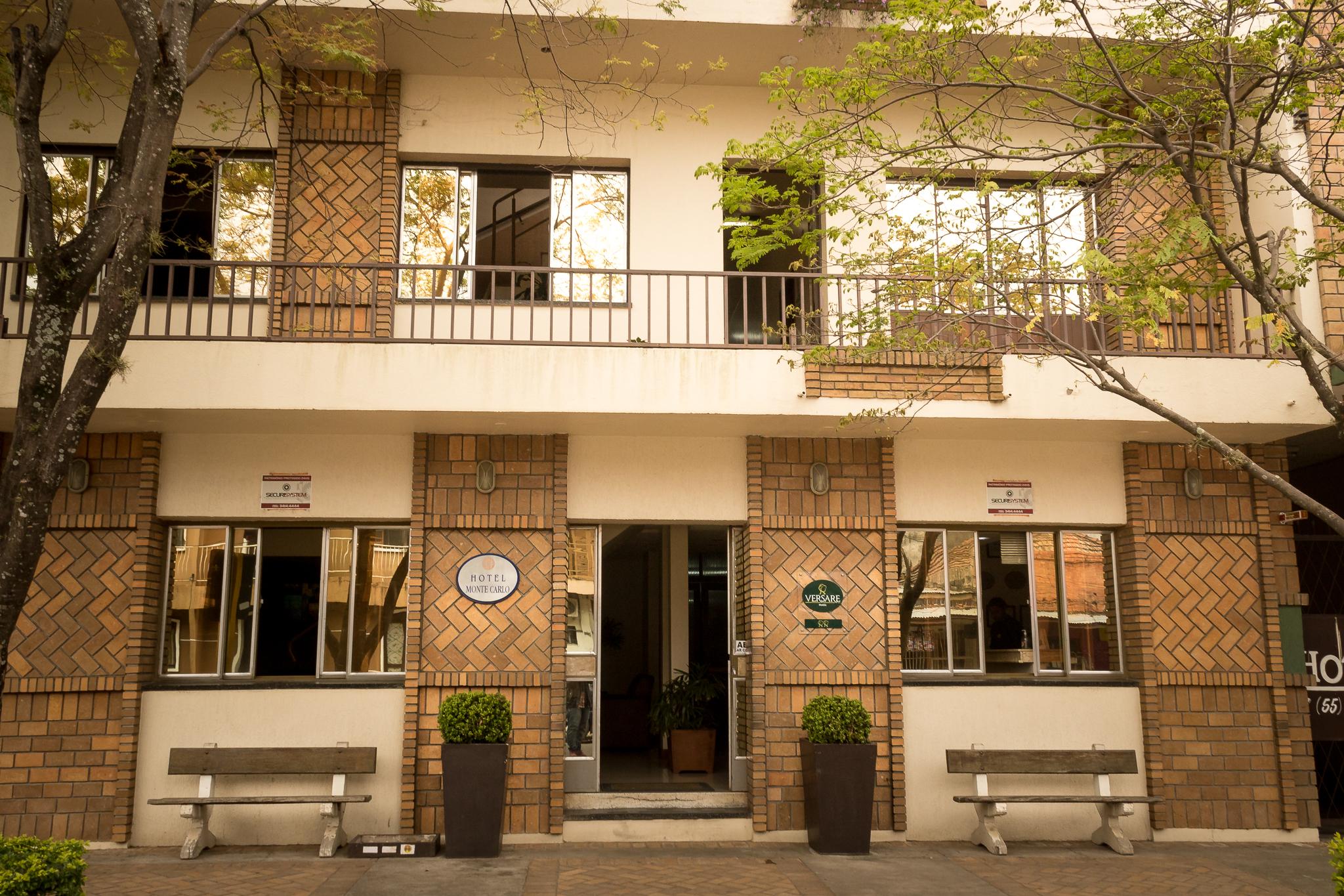 Facha Hotel Monte Carlo