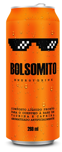 Bag BOLSOMITO Energy Drink (6x269ml)