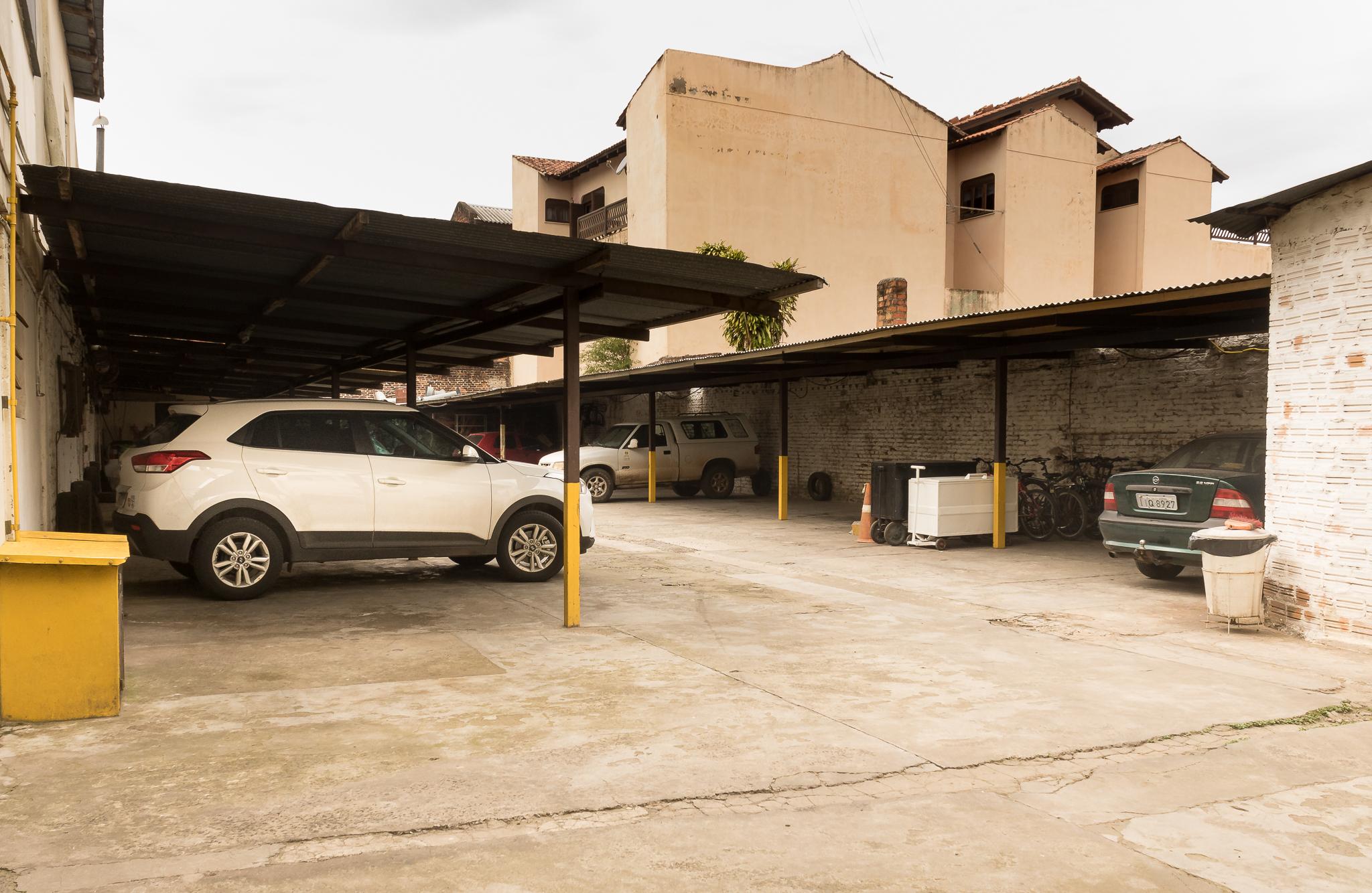Garagem Hotel Monte Carlo