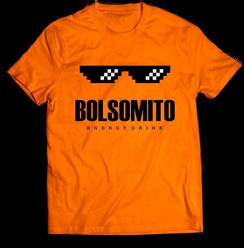 Camiseta Dry Fit BOLSOMITO