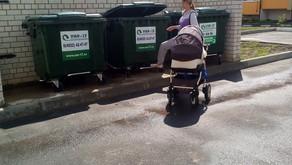 Делаем мусорные площадки эстетичнее и удобнее
