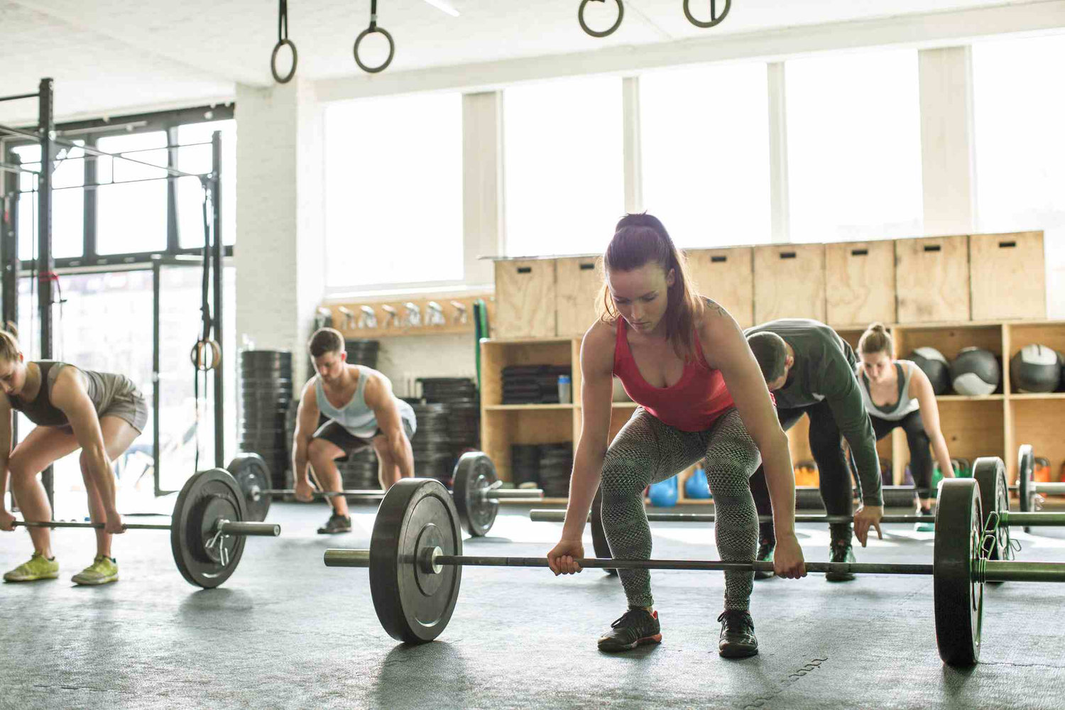 Barbell HIIT