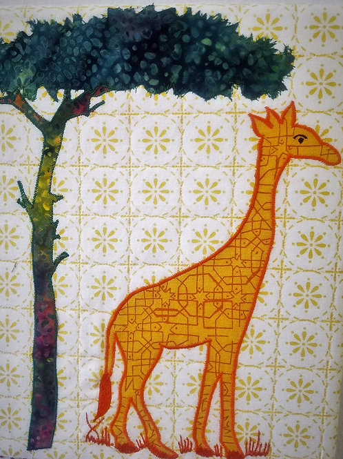 Giraffe Spirit Animal