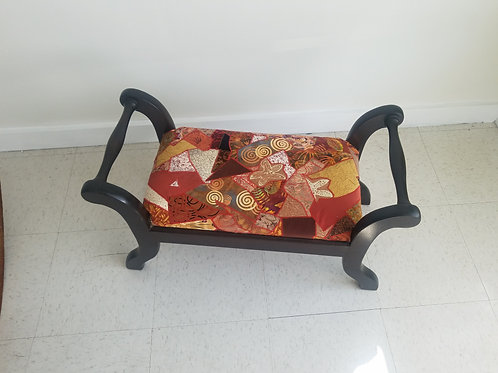 Repurposed Footstool