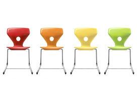 Pinna Student Chair CLIENT: SANTAL