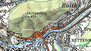 Sucheinsatz Jainzenberg