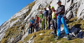 Fortbildung Klettern Tennengebirge