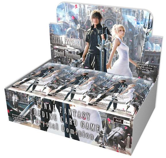 Final Fantasy Boîte 36 Boosters Opus 15
