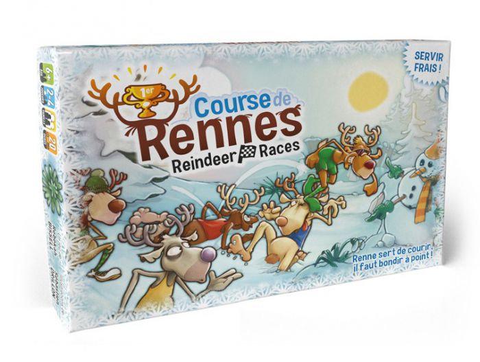 COURSE DE RENNES