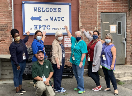 Recovery and recognition in New Bedford
